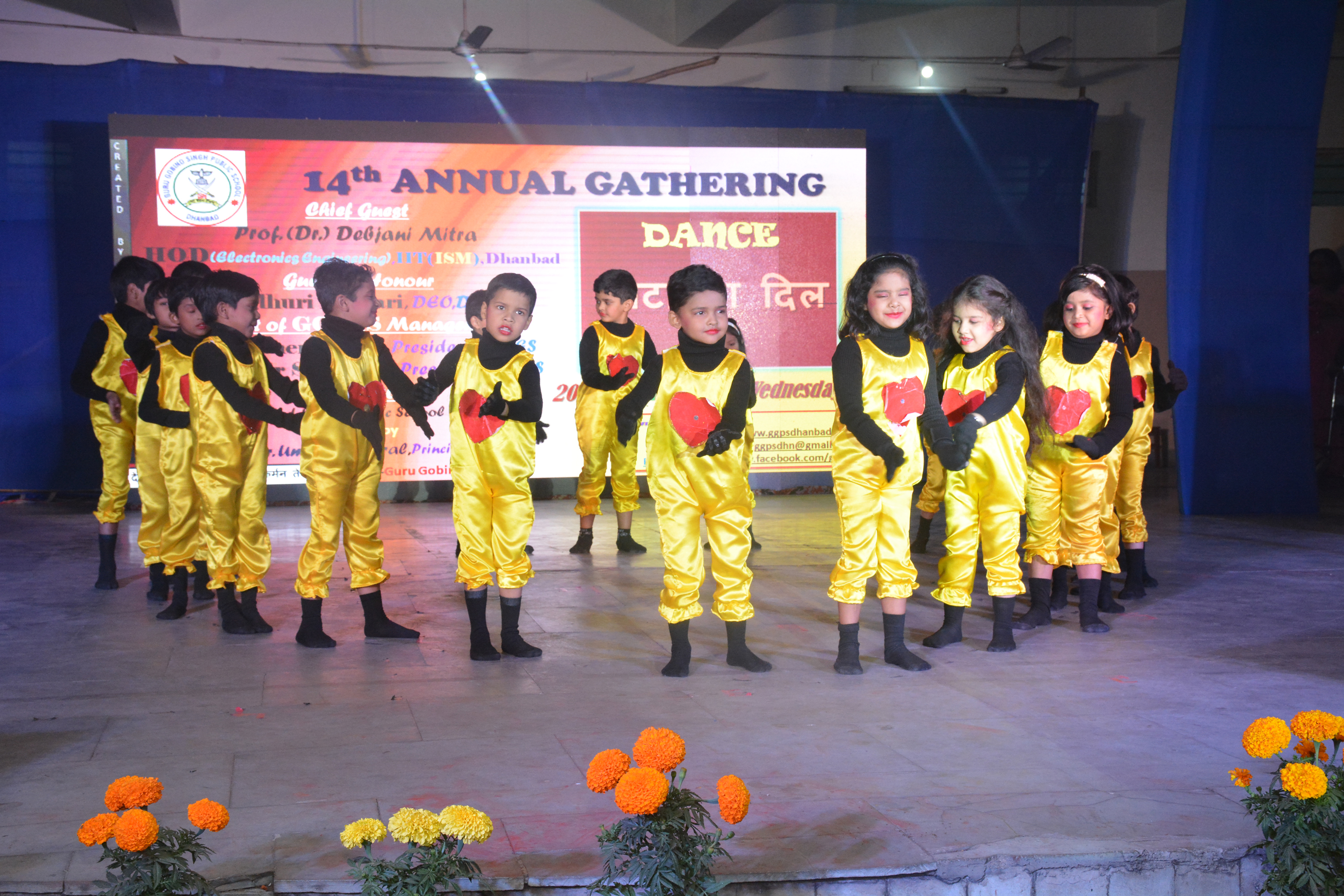 14th Annual Function First Day