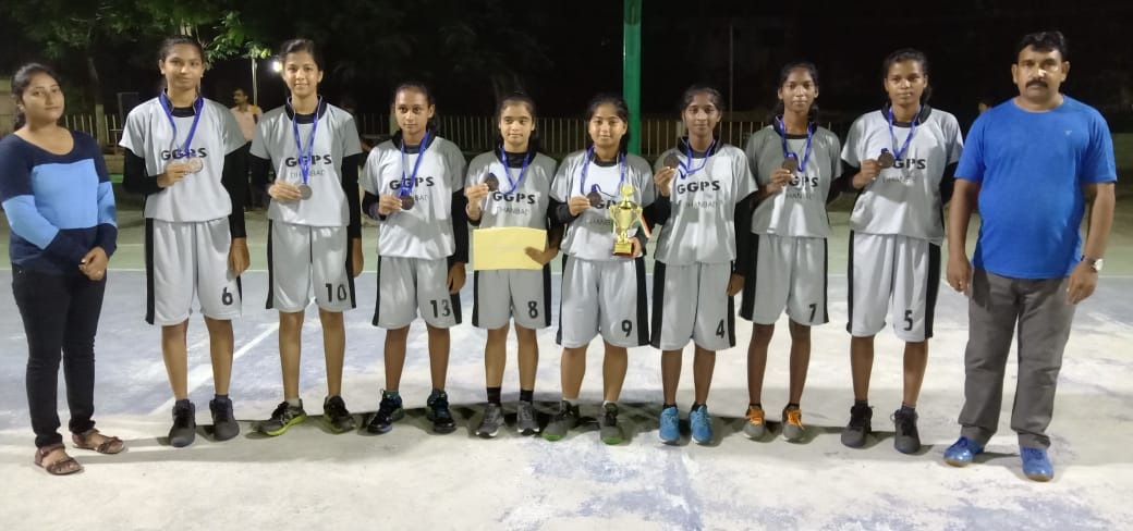 Basketball Winner Team